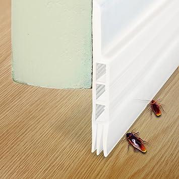 Under Door Seals, Under Door Draft Stopper Door Sweep Weather Stripping For  Door Bottom Bugs