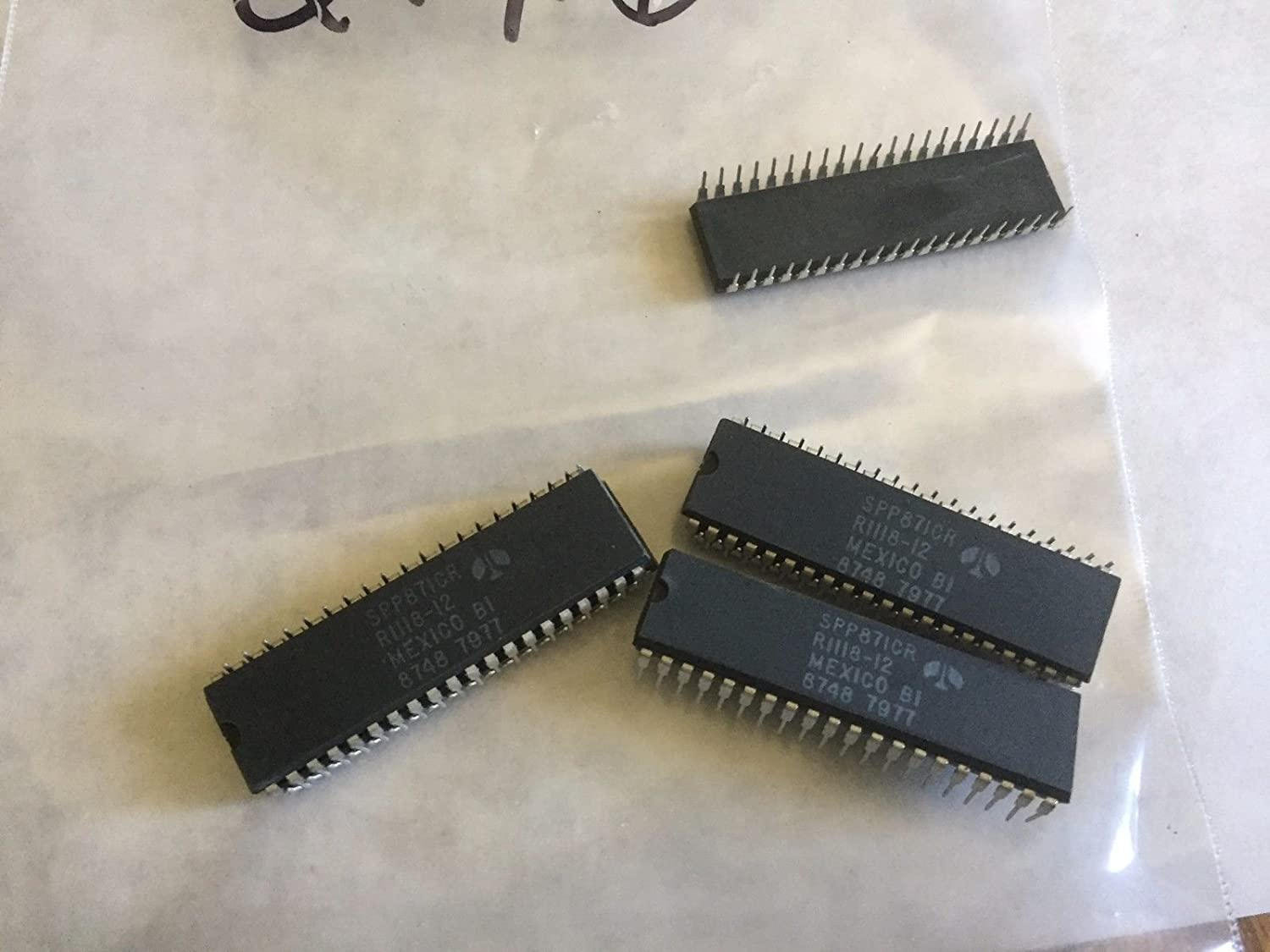BOXYP NEW LOT 6 GENERAL ELECTRIC SPP871CR,R1118-12,8748 7977 ATHENA SPP871CR