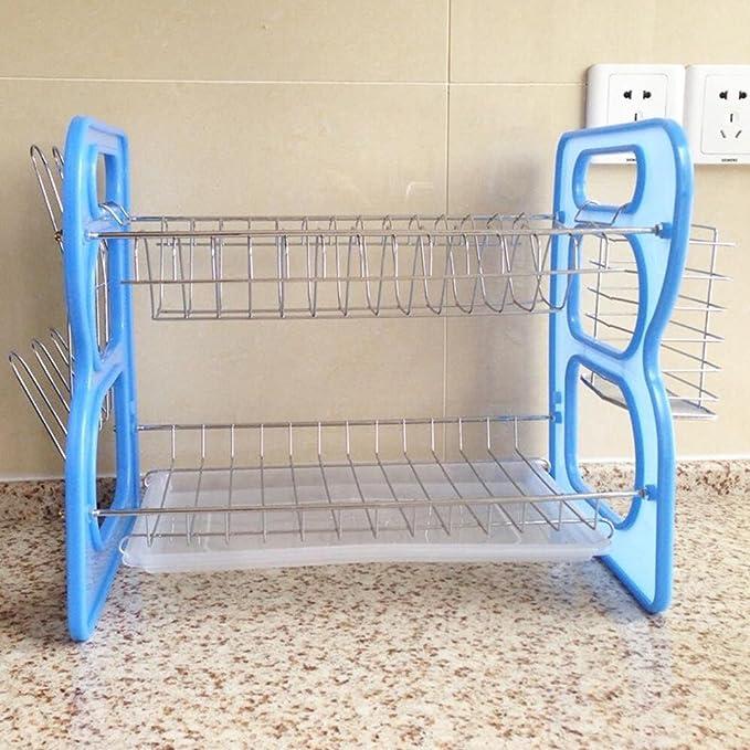 Kaxima Küchengeschirrkorb, Drain- Cupholder, Geräte-Racks ...