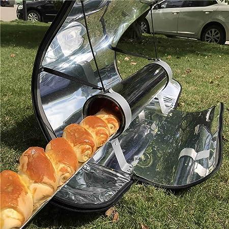 InLoveArts Cocina Solar Tipo de Equipaje Cocina Solar Cocina ...