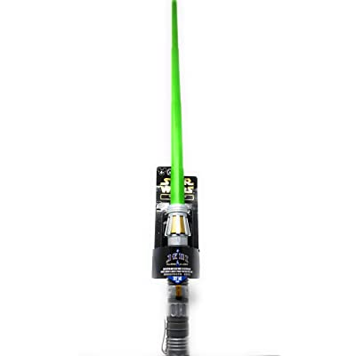 Disney Parks Star Wars Jedi Training Academy Lightsaber - Green: Toys & Games