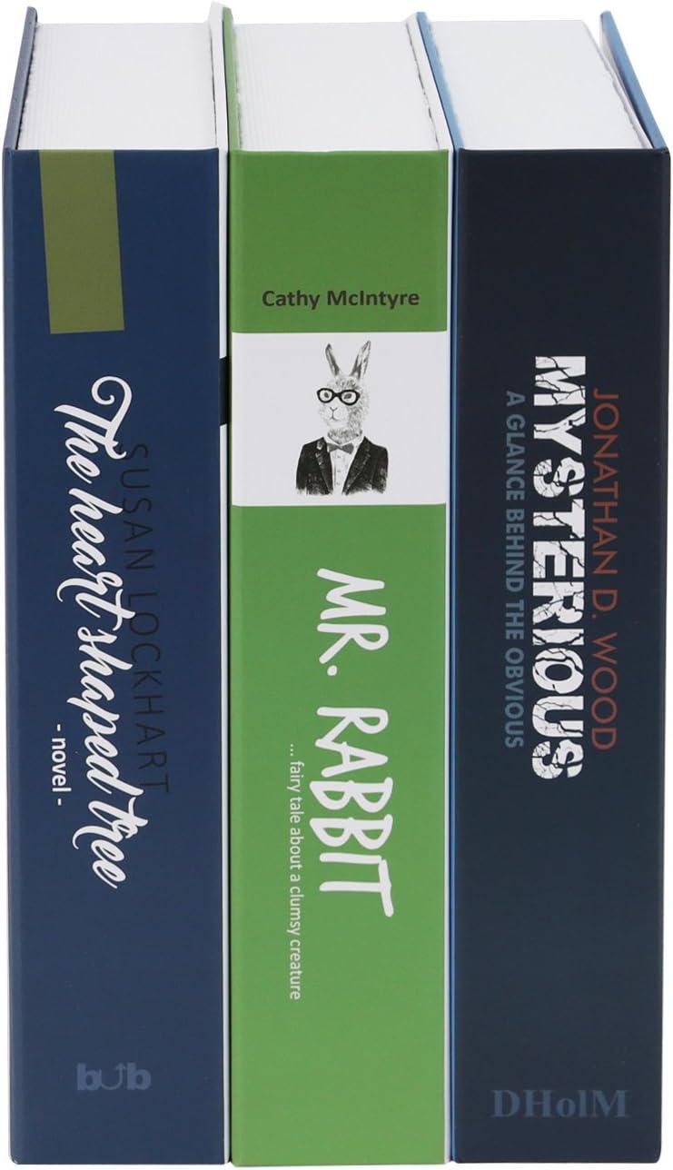 Geld und Bargeld Echtes Papiertransferbuch sicher f/ür Schmuck Passwortsperre, Blaues W/örterbuch hohl mit verstecktem Fach Schl/üssel und Zahlenschloss