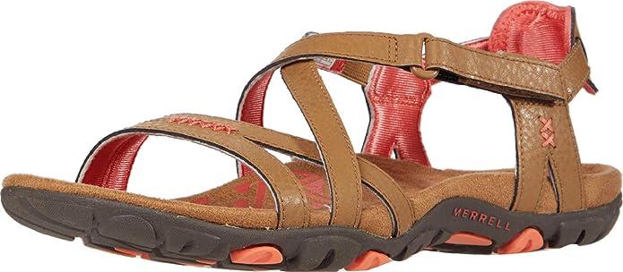 MERRELL Sandspur Rose LTR J289635 de Randonnée de Marché de Sport Sandales Femme