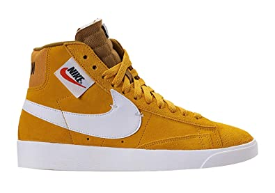 save off 7d310 e7559 Nike W Blazer Mid Rebel Womens Bq4022-700 Size 10