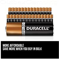 Duracell AA AAA 9V Alkaline Batteries (AAA 48Pack)