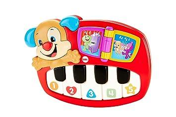 Price Piano De Le Fisher Interactif Lumineux Et PuppyJouet Musical m8wv0Nn