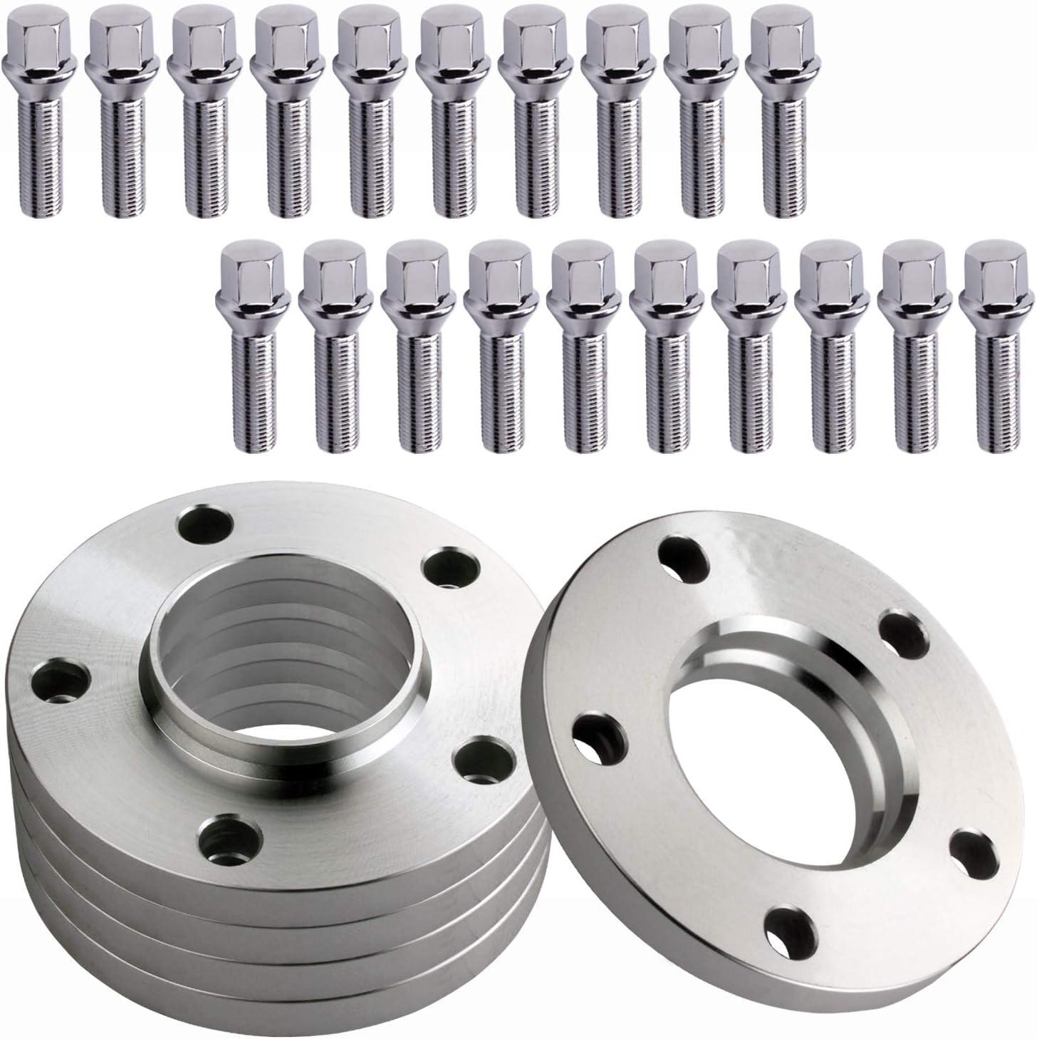 15mm /& 20mm Wheel Spacers 5x120 12x1.5 For BMW 3 SERIES E30 E36 E46 E90 2 2