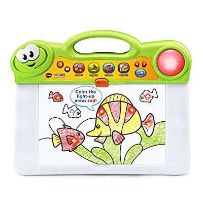 VTech DigiArt Color by Lights: Toys & Games