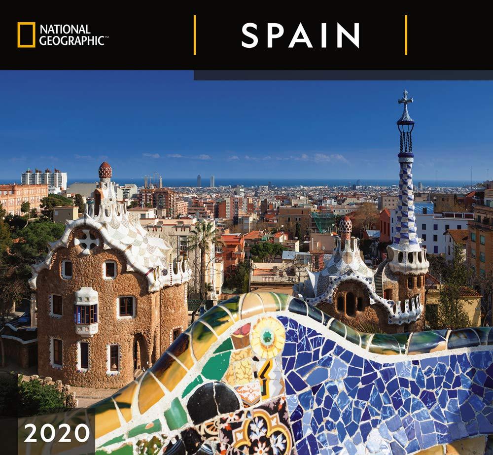 National Geographic Spain 2020 Wall Calendar: Zebra Publishing