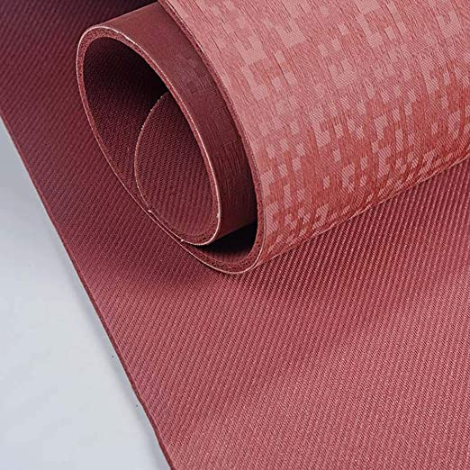 Amazon.com : YXGYJD Pilates Mat Yoga Mat Natural Rubber Yoga Dance Fitness Yoga Mat, Rebound, Non-Slip, Tear Resistant, Durable, 183x61 cm - Yoga, Sit-ups, ...