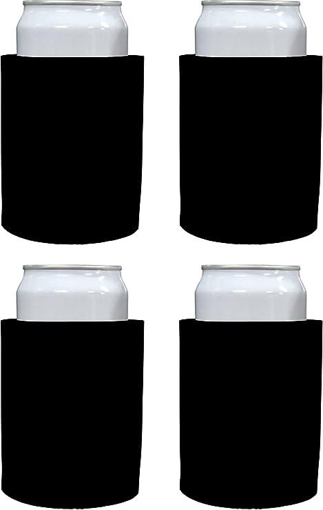 Amazon.com: Enfriador de latas de espuma gruesa en blanco ...