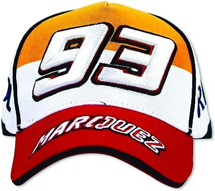 VR46 MotoGP Repsol 93 Marc Márquez Gorra De Béisbol Sombrero ...