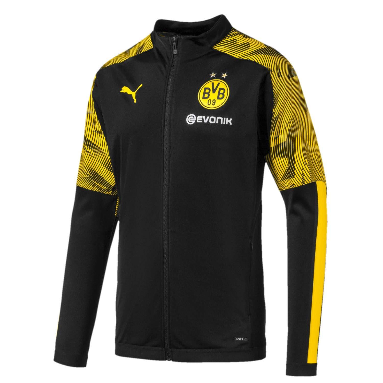 Puma BVB Fanartikel Borussia Dortmund Trainingsanzug der Saison 2019 2020 für Herren
