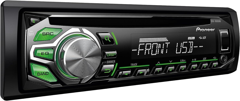 Pioneer Deh 1600ubg Rds Tuner Mit Beleuchtetem Elektronik