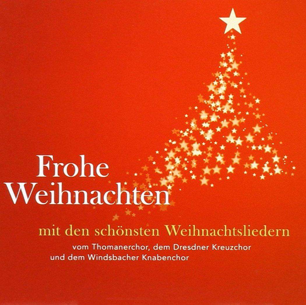 Frohe Weihnachten! die Schönsten Weihnachtslieder - Dresdner ...
