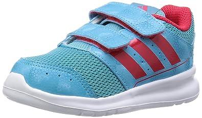 new york 75578 01546 adidas Unisex-Kinder Lk Sport 2 Cf Sneaker, blau 21 EU