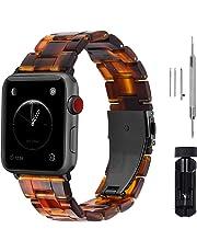 Fullmosa Cinturino per Apple Watch 42mm/44mm 38mm/40mm, Cinturino in Acciaio Inossidabile Compatibile con iWatch, Cinturini per Apple Watch Serie 5 4 3 2 1