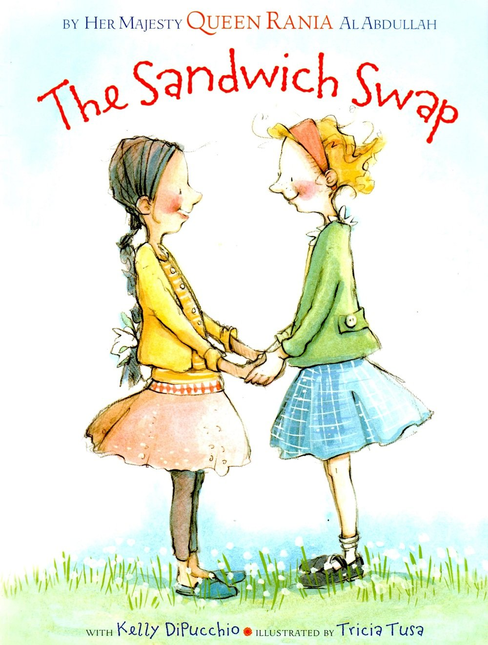 Read Online The Sandwich Swap PDF