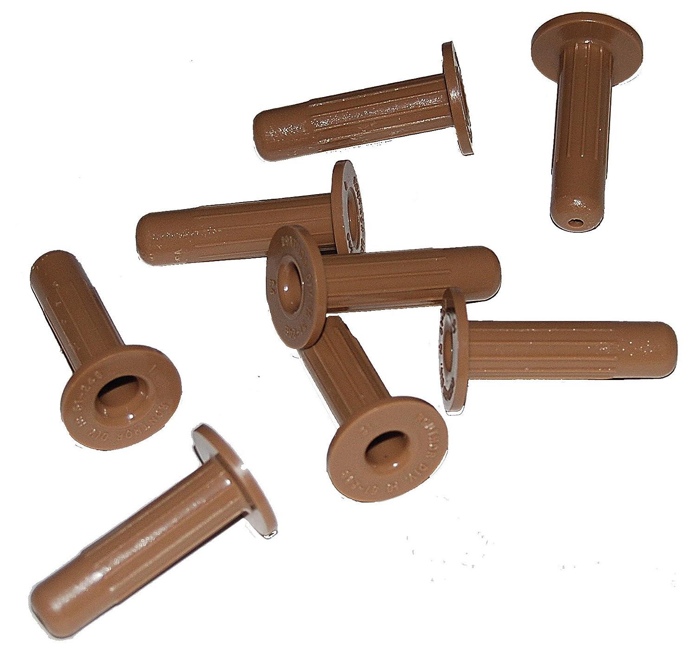 3//8 OD Steel Caster Socket #5205-8 8 Pack Abacus