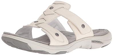 dd8459b29872 Merrell Women s Adhera Slide II Athletic Sandal  Amazon.co.uk  Shoes ...