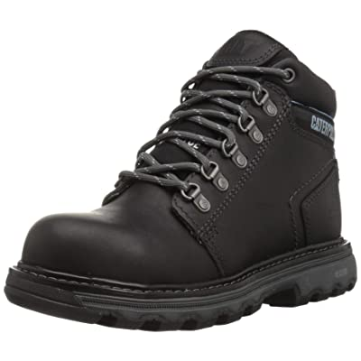 Caterpillar Women's Ellie Steel Toe / Black Work Boot: Shoes