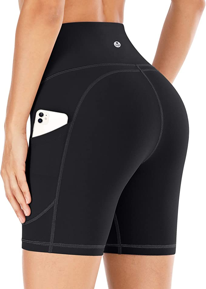 yoga bike shorts