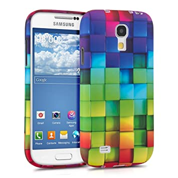carcasa samsung s4 mini amazon