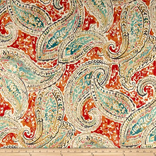 Kelly Ripa Home Bright   Lively Nectar Fabric By The Yard