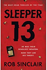 Sleeper 13: A gripping thriller full of suspense and twists Kindle Edition