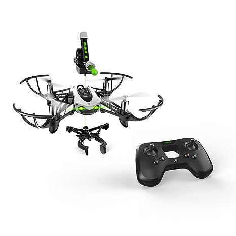 Parrot Mambo Mission - Dron cuadricóptero (30 Km/h, 10 minutos de ...