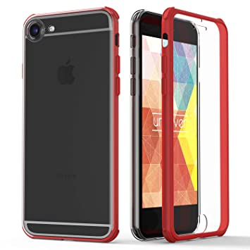 Urcover® Funda Compatible con Apple iPhone 6/6s Plus Touch ...