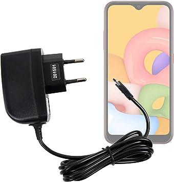 DURAGADGET Cargador (2 Amperios) Compatible con Smartphone Samsung ...