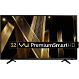 VU 32D6475 80cm  32 inches  HD Ready Premium WiFi Smart LED TV  Black  Television Televisions