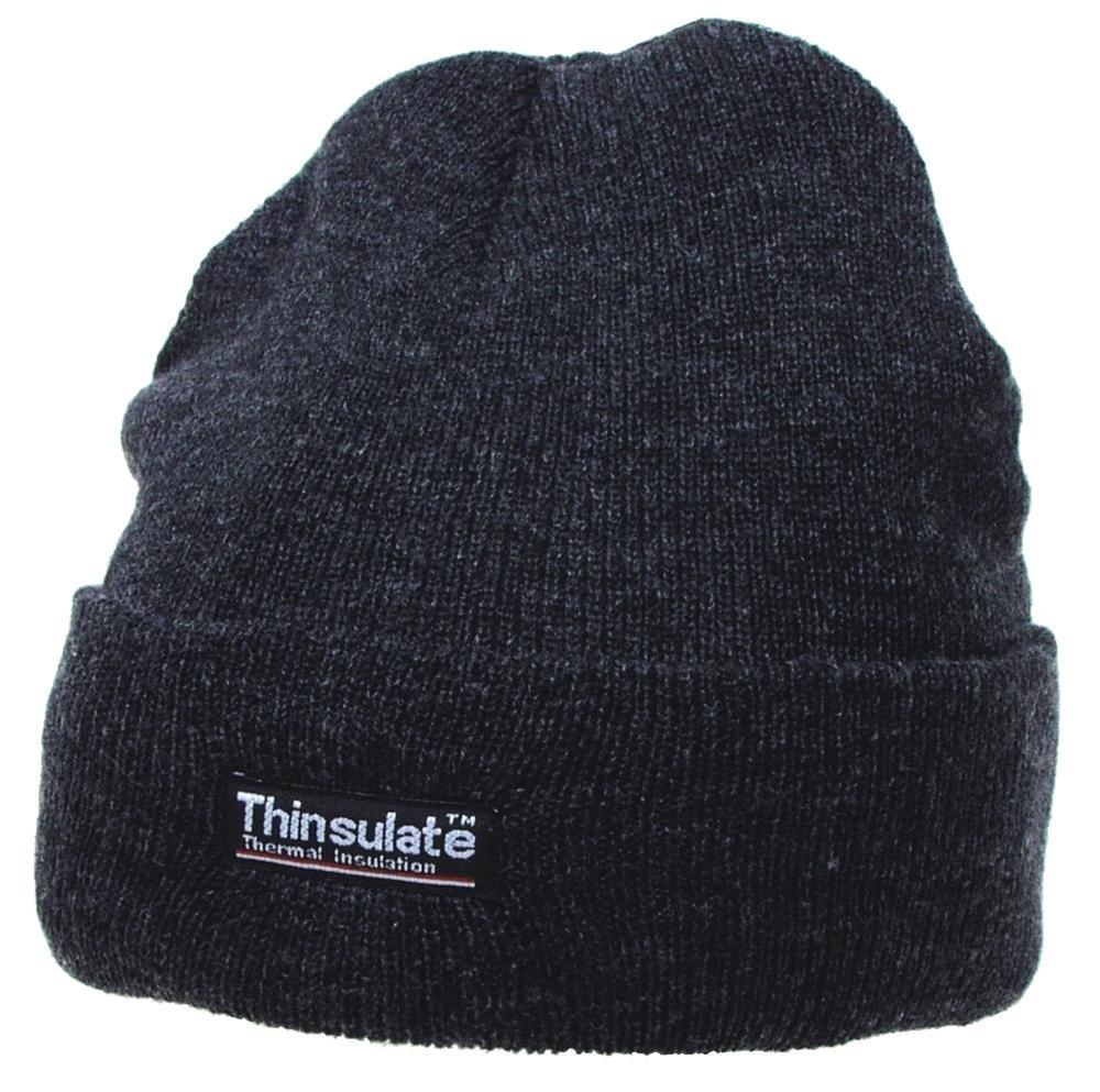 MFH Kurze Rollmütze Thinsulate gestrickt gefüttert Strickmütze Wintermütze Mütze