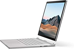 "NEW Microsoft Surface Book 3 - 15"" Touch-Screen - 10th Gen Intel Core i7 - 32GB Memory - 1TB SSD (Latest Model) - Platinum"
