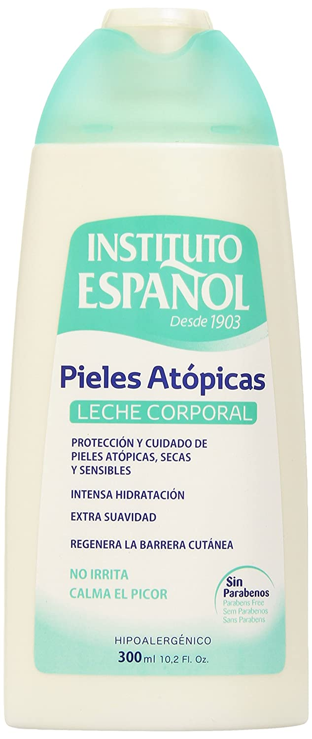 BODY MILK INST ESPAÑOL 300 P ATOPICAS
