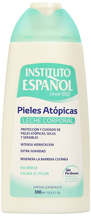Instituto Español Pieles Atópicas Leche Corporal - 300 ml