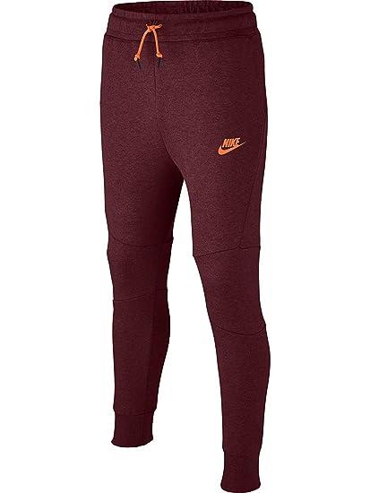 84cdba354ef6c Amazon.com: Nike Boy's Sportswear Tech Fleece Pants 804818 625 (s ...