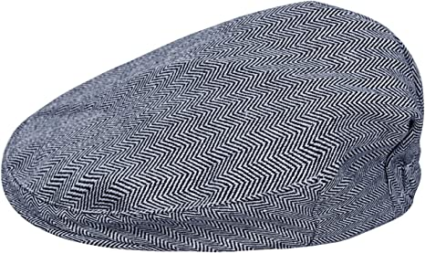 A/&J DESIGN Baby Boys Tweed Vintage Drivers Cap Kids Beret Hat