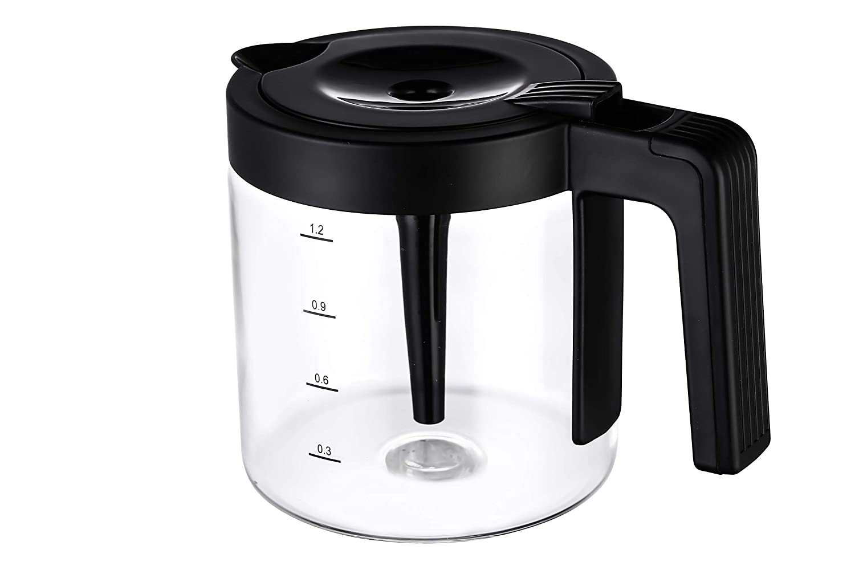 Black Replacement Glass Carafe Gevi/GECMA068-U/10-Cup Coffee Pot
