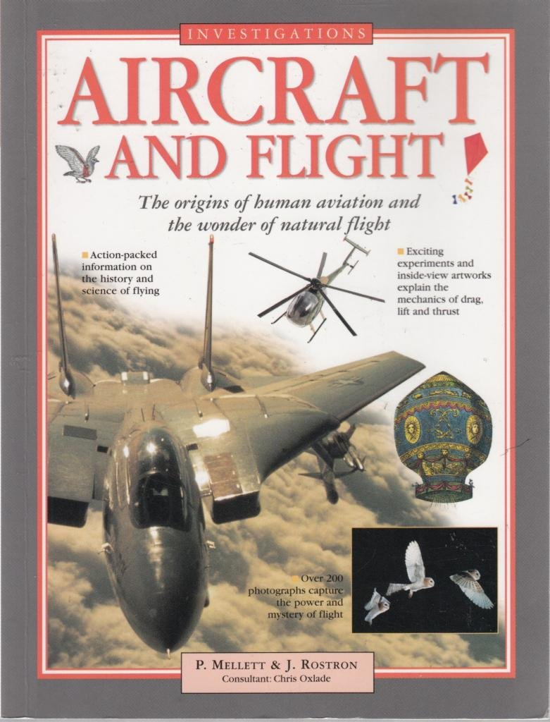 Download Aircraft and Flight (Investigations, The Origins of human aviation and the wonder of natural flight) PDF