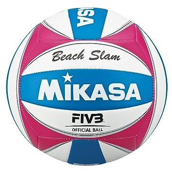 MIKASA b.v. classic Balones de voleibol, Azzurro-fuxia: Amazon.es ...