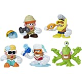 PLAYSKOOL Friends - Mr Potato Head - Mash Up Adventure Container inc 23 Accessories - Kids Toys - Ages 2+