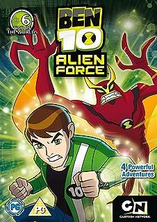 Ben 10 - Alien Force - Season 1 Complete DVD 2010: Amazon co