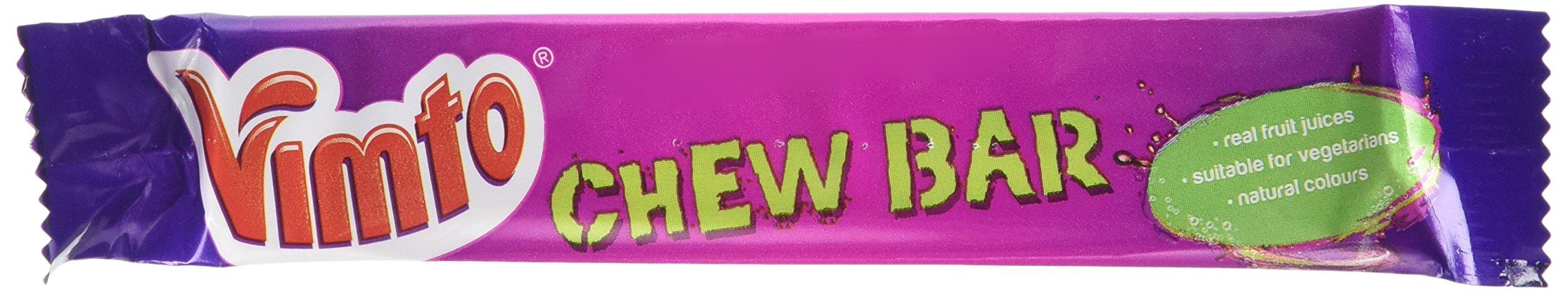 New Vimto Chew Bar x 1 Wholesale Box of 60