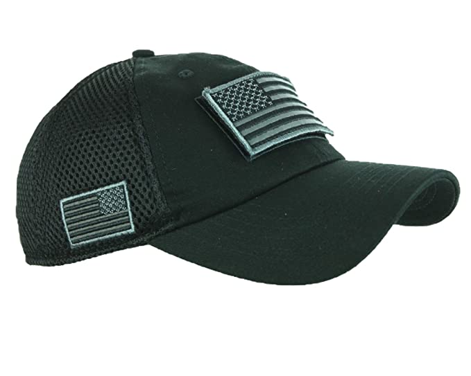 90210 Wholesale USA American Flag Baseball Cap Patch Trucker Army CAMO Hat  Hunting Tactical Caps ( 45ee8321a76
