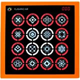 Flash Pad Air Touch - Electronic Handheld Game System - (ORANGE)