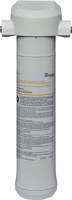 Top 10 Whirlpool Inline Filter