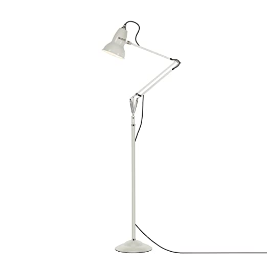 Anglepoise original 1227 floor lamp dove grey with grey cable anglepoise original 1227 floor lamp dove grey with grey cable mozeypictures Choice Image