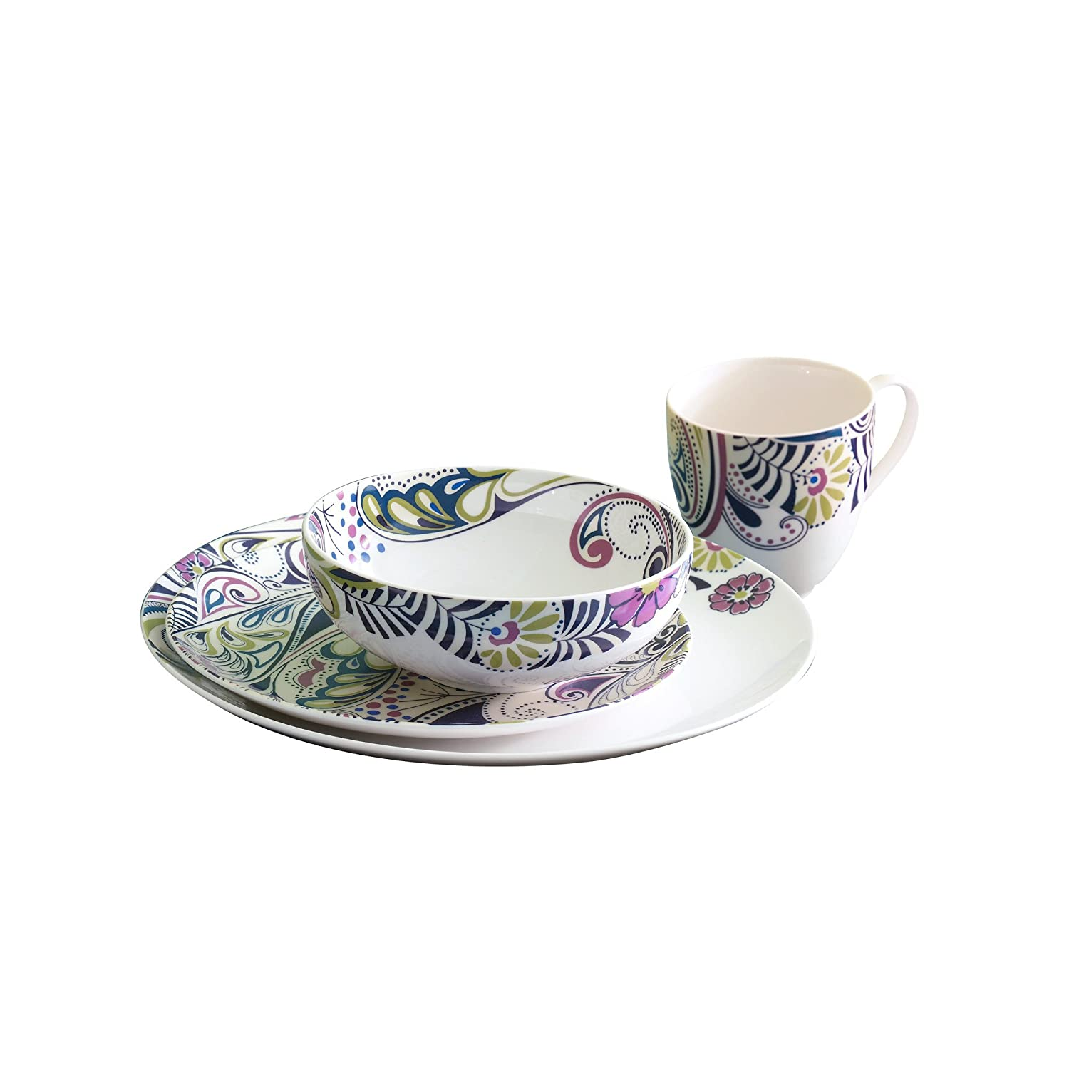 16e9cced3f108 Denby Monsoon Cosmic Boxed Tableware Set